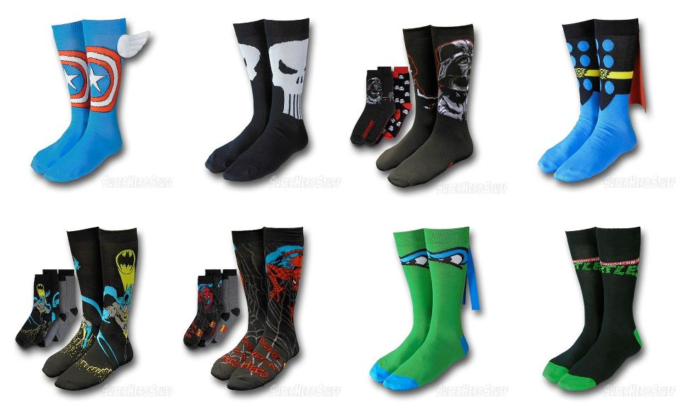 Charmant How Fun Would It Be To Slide Across The Kitchen Floor In These?! Gotta Love  A Sock With A Cape.