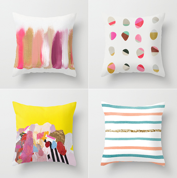 society6.pillows