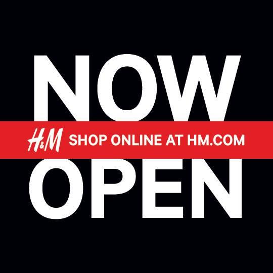 HM.Shop.online